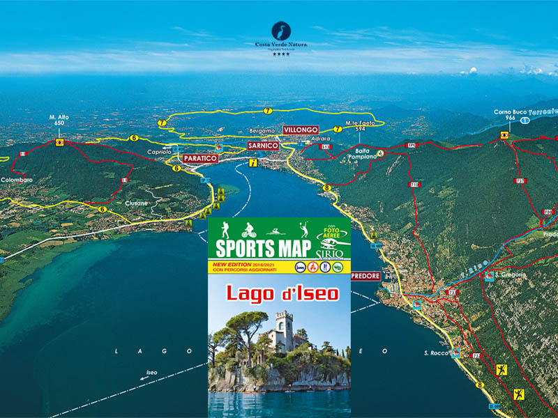 Sports Map
