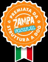 Coccarda ZampaVacanza A DOG